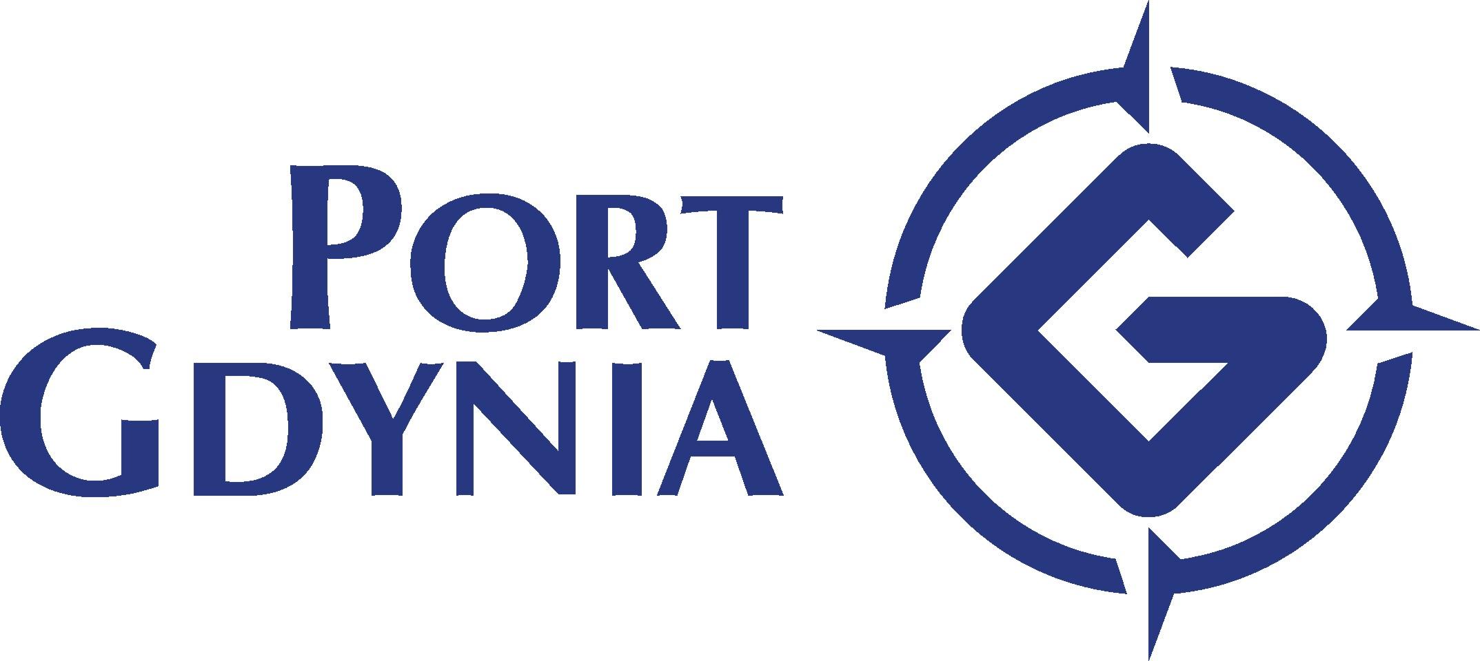 Port Gdynia _logo_ poziom