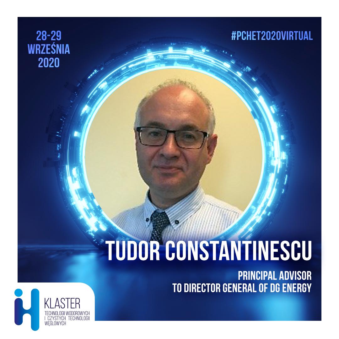 Dr Tudor Constantinescu