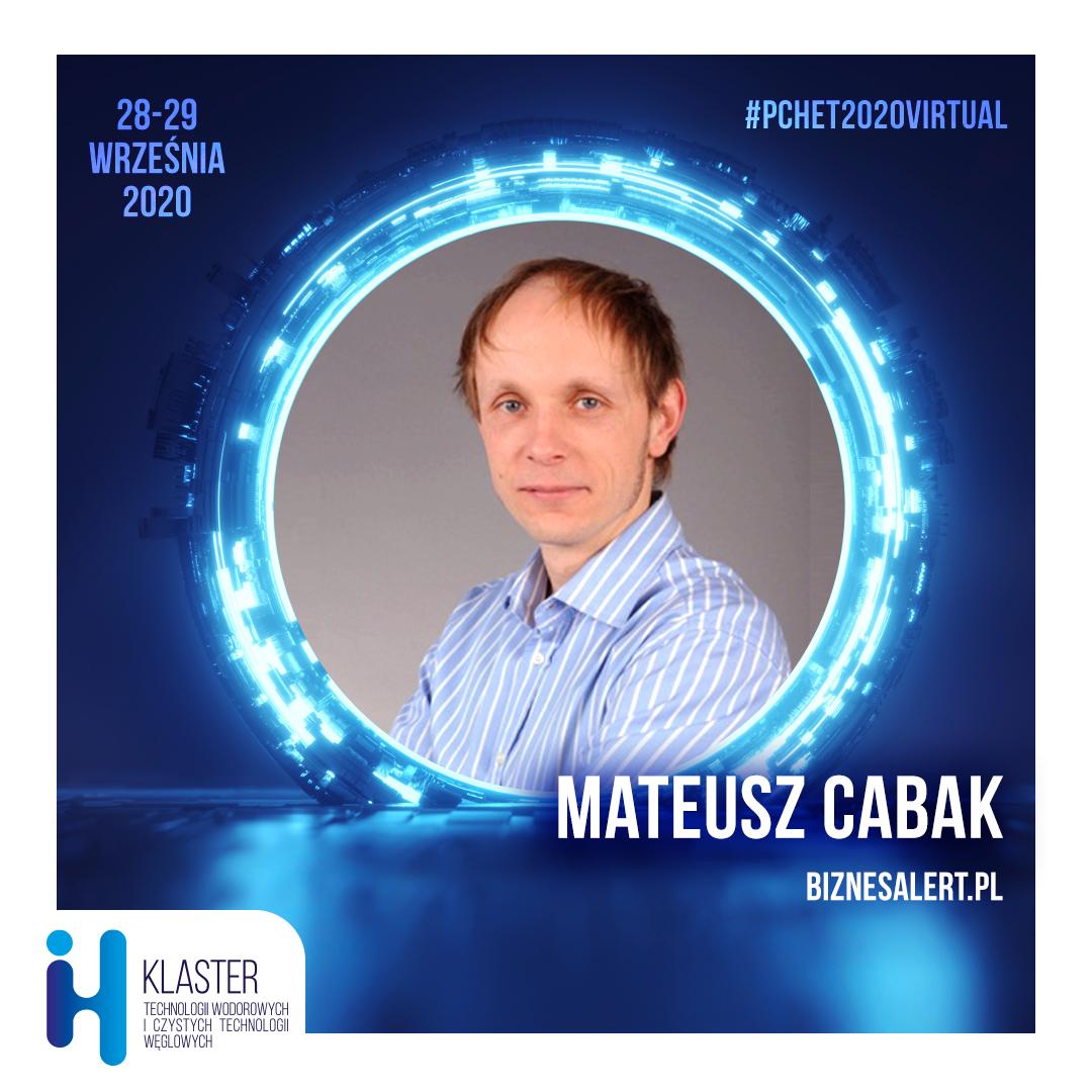 Mateusz Cabak