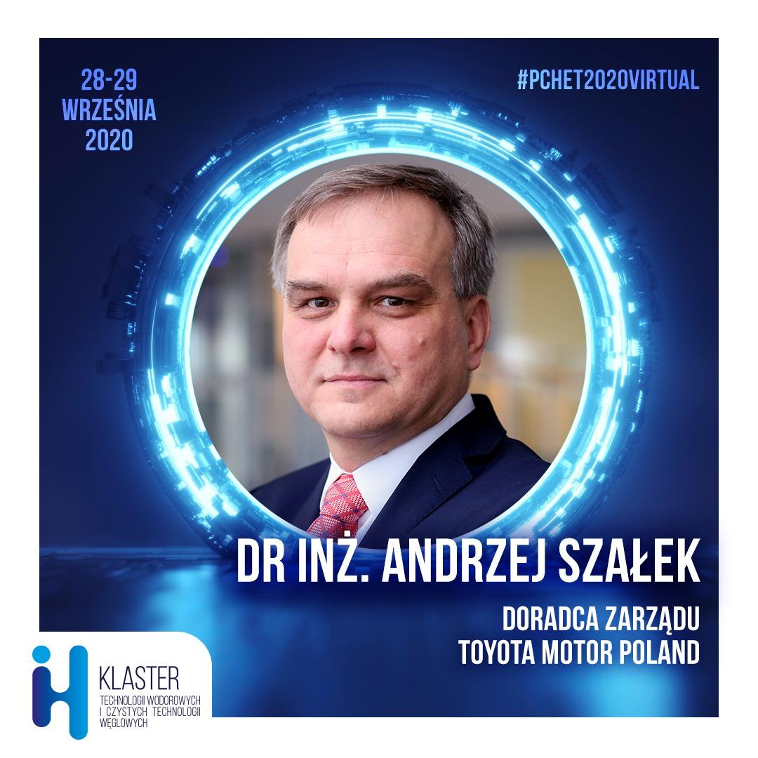 Dr inż. Andrzej Szałek
