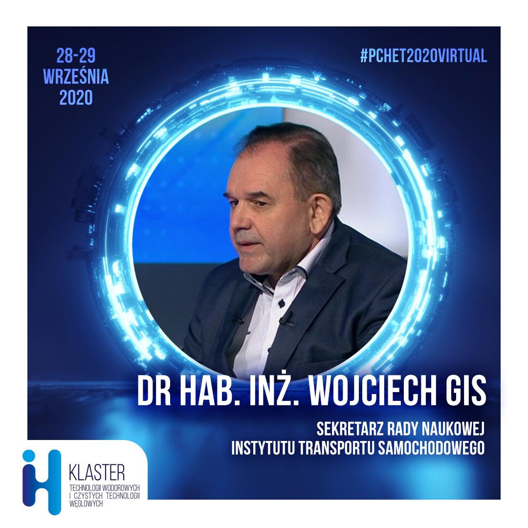 Dr hab. inż. Wojciech Gis
