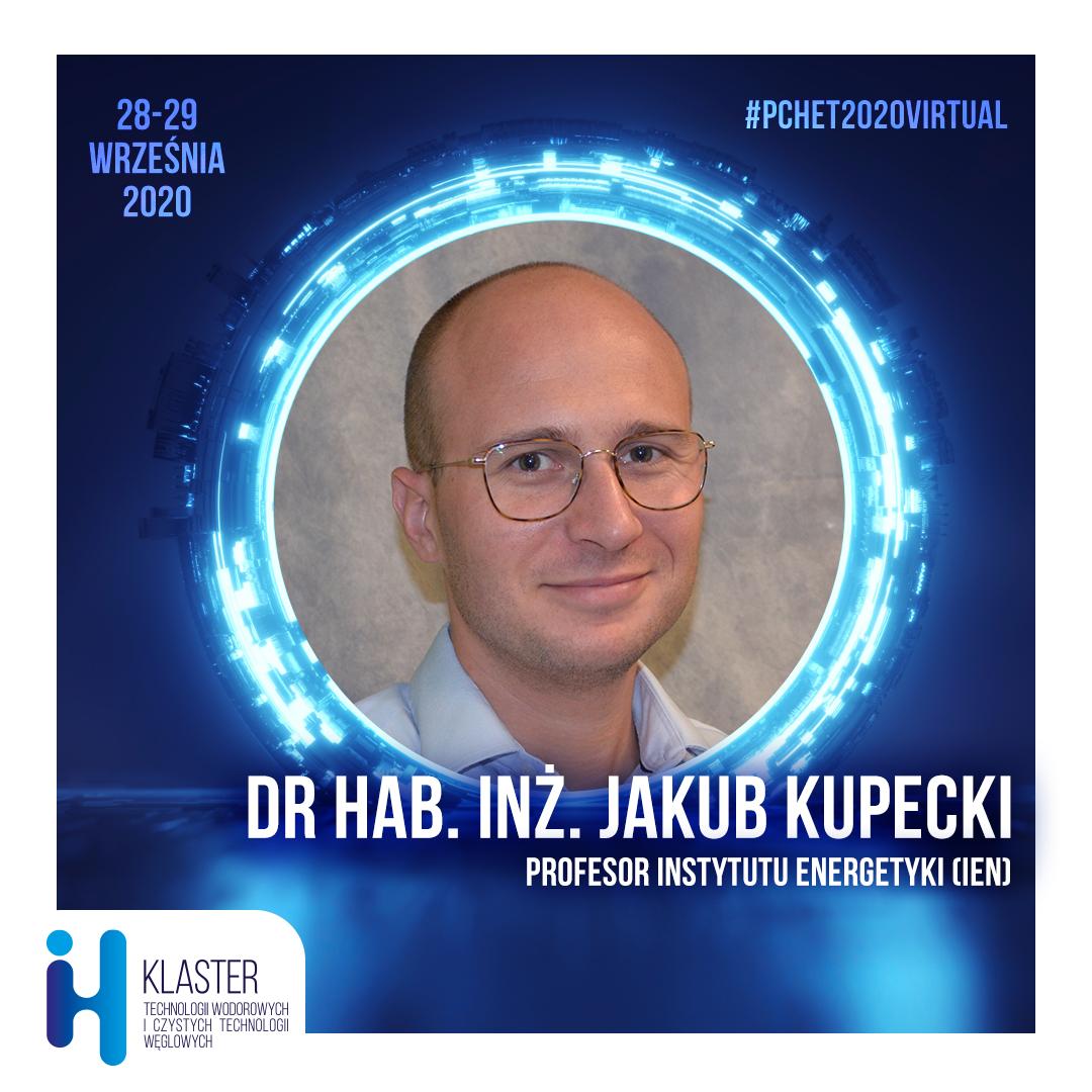 Prof. Jakub Kupecki