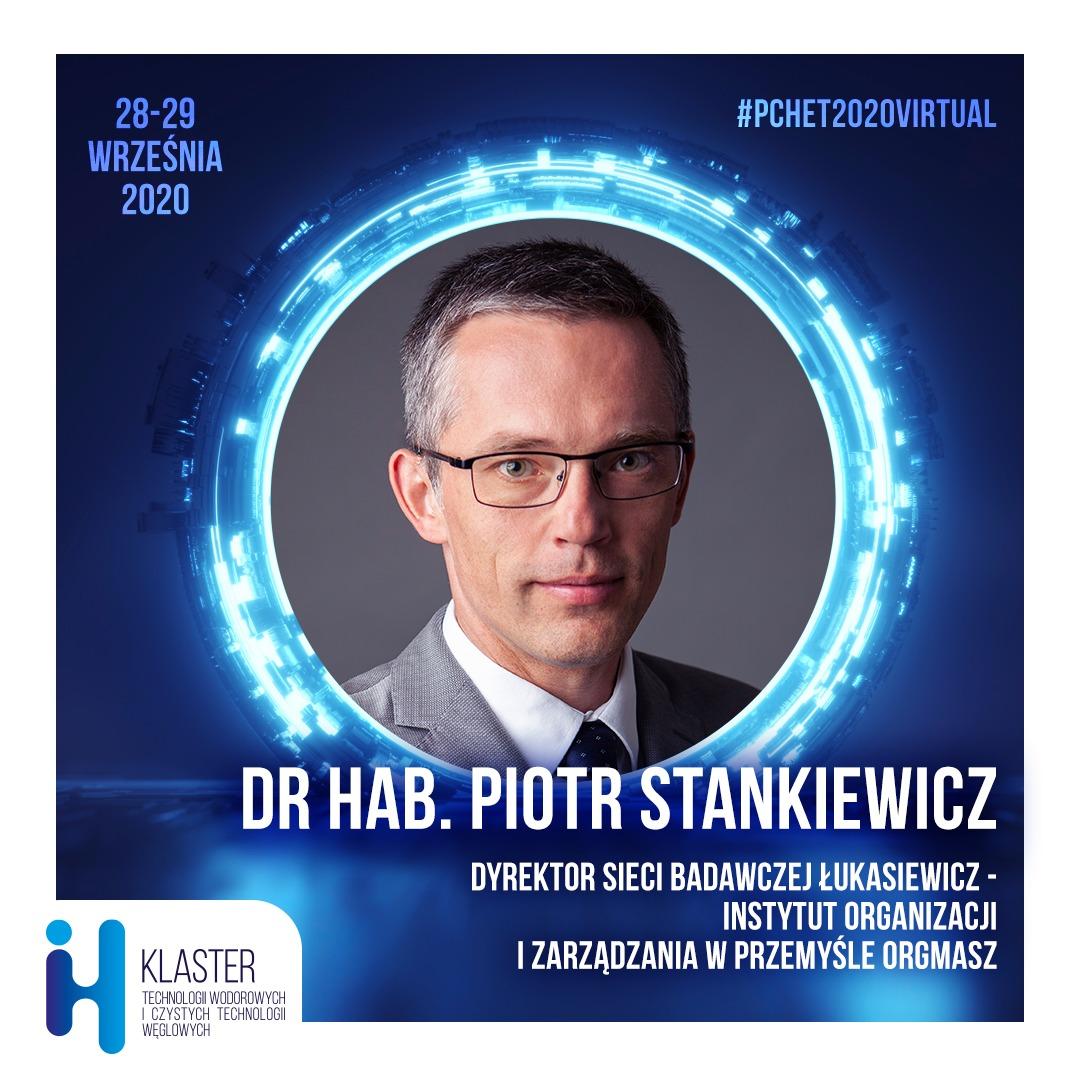 PhD Piotr Stankiewicz